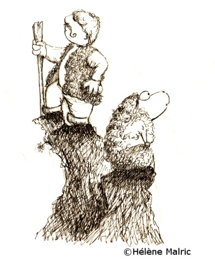 Crayonnés 'Et Hop'